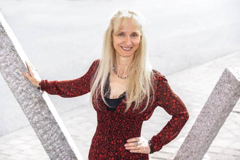 Elke Forster, Geschäftsführerin der Kreuzer GmbH